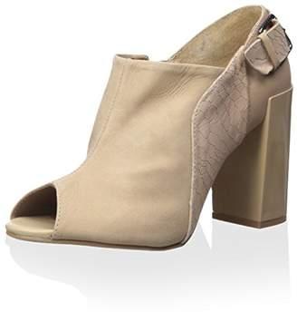 Klub Nico Women's Tersea Peep-Toe Ankle Bootie