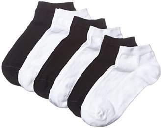My Way Women's 100 DEN Ankle Socks - Black - 7
