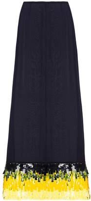 Vionnet Sheer Skirt