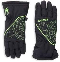 Spyder Kid's Printed Gloves