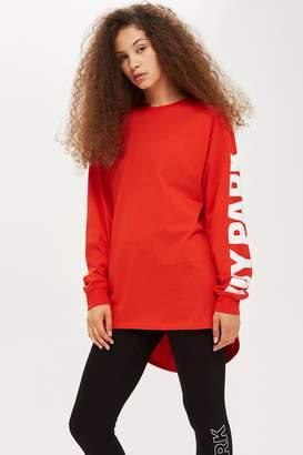 Ivy Park Oversized Long Sleeve T-Shirt