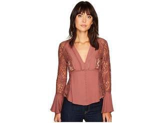 ASTR the Label Hallie Top Women's Clothing