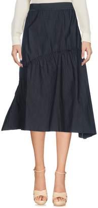 Manostorti 3/4 length skirts