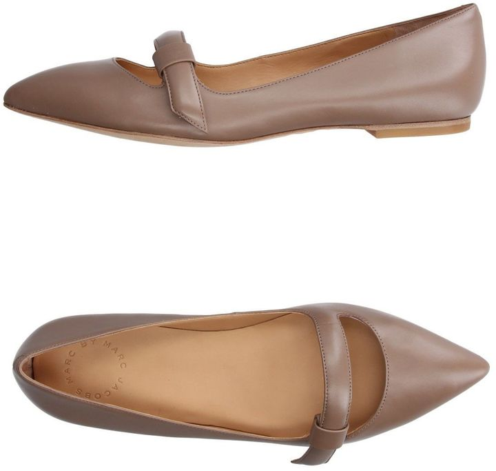 Marc By Marc Jacobs MARC BY MARC JACOBS Ballet flats