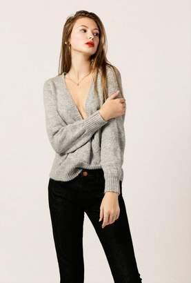 Azalea Soft V Neck Sweater