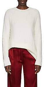 The Row Women's Banny Cashmere-Silk Sweater - Ivory