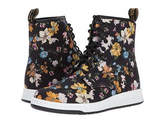 Dr. Martens Darcy Floral Newton 8-Eye Boot Women's Boots