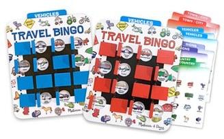Toddler Melissa & Doug 'Flip To Win' Travel Bingo Game Set $19.99 thestylecure.com