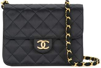 Chanel Pre-Owned 1989-1991 quilted chain shoulder bag