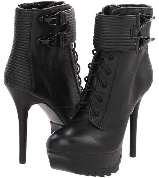 Sam Edelman Vixen (Black) - Footwear