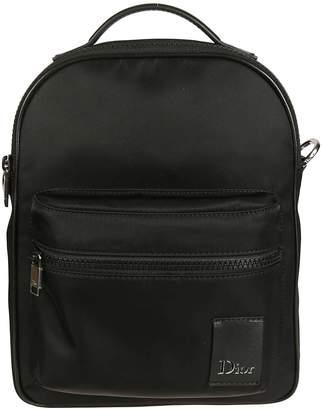 Christian Dior Logo Patch Shoulder Bag