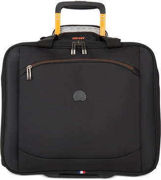 """Delsey Closeout! Hyperlite 2.0 14"""" Trolley Rolling Carry On, Created for Macy's"""