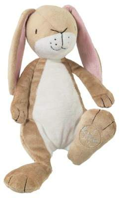 GUESS How Much I Love You Large Hare Soft Baby Toy