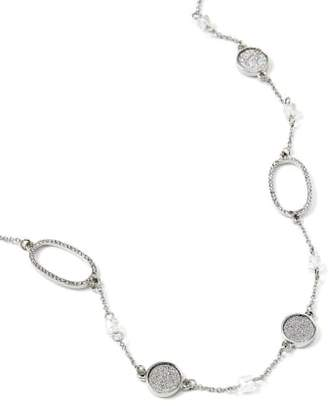 Penningtons Long Necklace with Links
