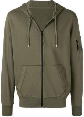 C.P. Company lens hooded jacket