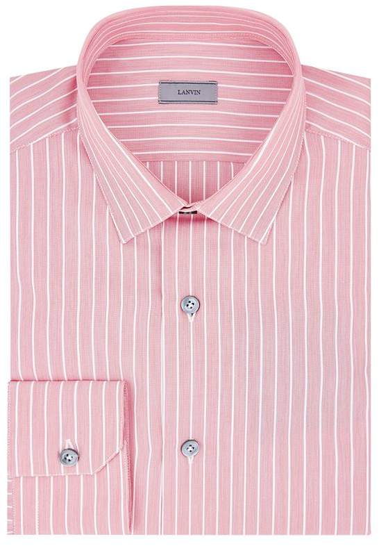 Lanvin Slim Fit Stripe Shirt