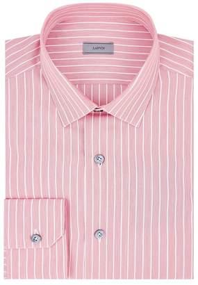 Lanvin Slim Fit Stripe Shirt