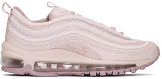 Nike Pink Air Max 97 Sneakers