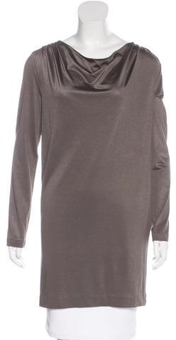 3.1 Phillip Lim 3.1 Phillip Lim Cowl Neck Long Sleeve Tunic w/ Tags