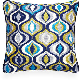 Jonathan Adler Waves Bargello Pillow