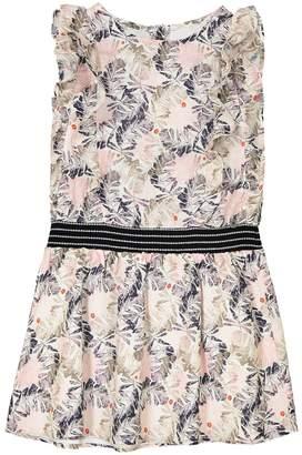 Ikks JUNIOR Printed Midi Skater Dress