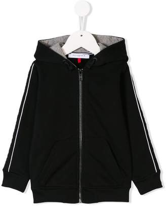 Givenchy Kids zipped hoodie