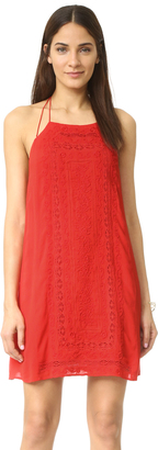 alice + olivia Bev Embroidered Dress $298 thestylecure.com
