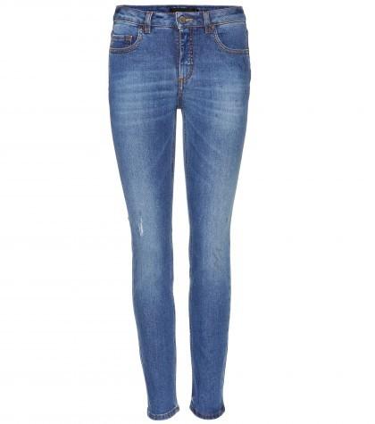 Victoria Beckham Denim Ankle Slim Skinny Jeans