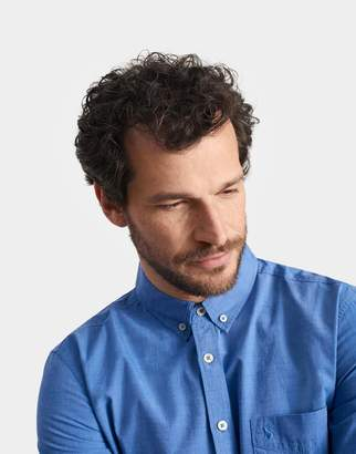 Joules Clothing Blue Lambert Classic Fit Shirt