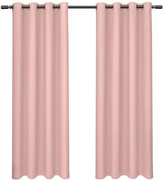 Home Outfitters Set of 2 Blackout Curtain Panels