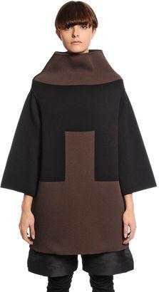 Geometric Wool Blend Knit Sweater $1,730 thestylecure.com