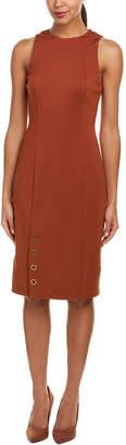 Tahari by Arthur S. Levine Tahari Asl Sheath Dress