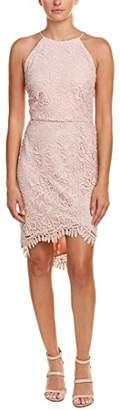 Adelyn Rae Women's Louise Dress