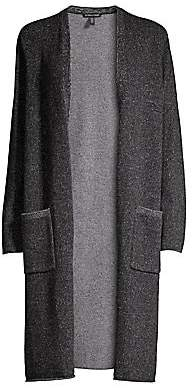 Eileen Fisher Women's Recycled Cashmere-Blend Duster