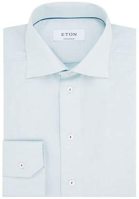 Eton Contemporary Fit Twill Shirt