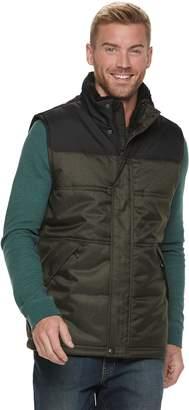 ZeroXposur Men's Everett Colorblock Vest