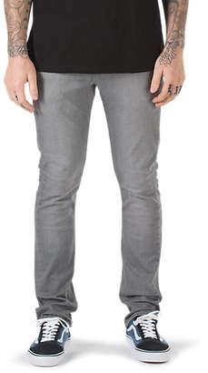 V76 Worn Grey Skinny Jean