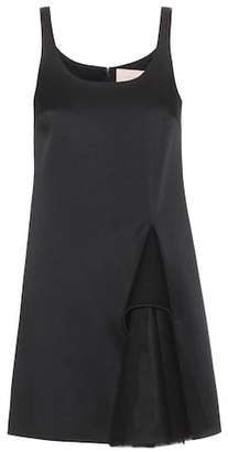 Christopher Kane Satin dress