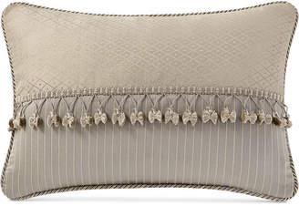 "Waterford Landon 12"" x 18"" Decorative Pillow"