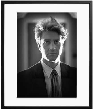 Sonic Editions David Lynch, London (Framed)