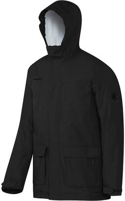 Mammut Trovat Advanced SO Hooded Jacket - Men's