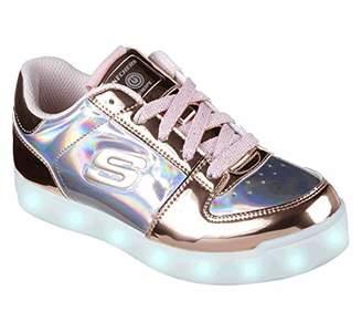 Skechers Girls' Energy Lights-Shiny Sneaks Trainers,(27.5 EU)