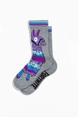 Urban Outfitters Fortnite Crew Sock