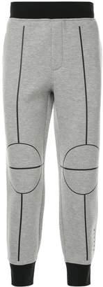 Blackbarrett court line track pants
