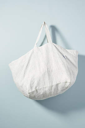 The Beach People Simple Linen Tote Bag