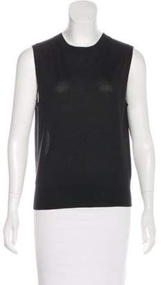Marc Jacobs Cashmere & Silk-Blend Sleeveless Top