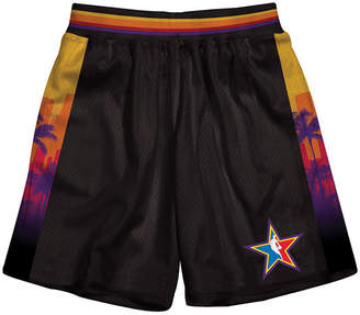 Mitchell & Ness Men's Nba All Star 2004 Event Inspired Mesh Shorts