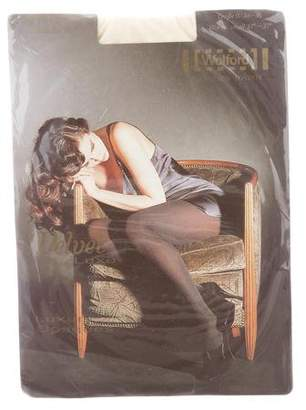 Wolford Velvet De Luxe Opaques w/ Tags