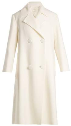 Maison Rabih Kayrouz Double-breasted wool coat