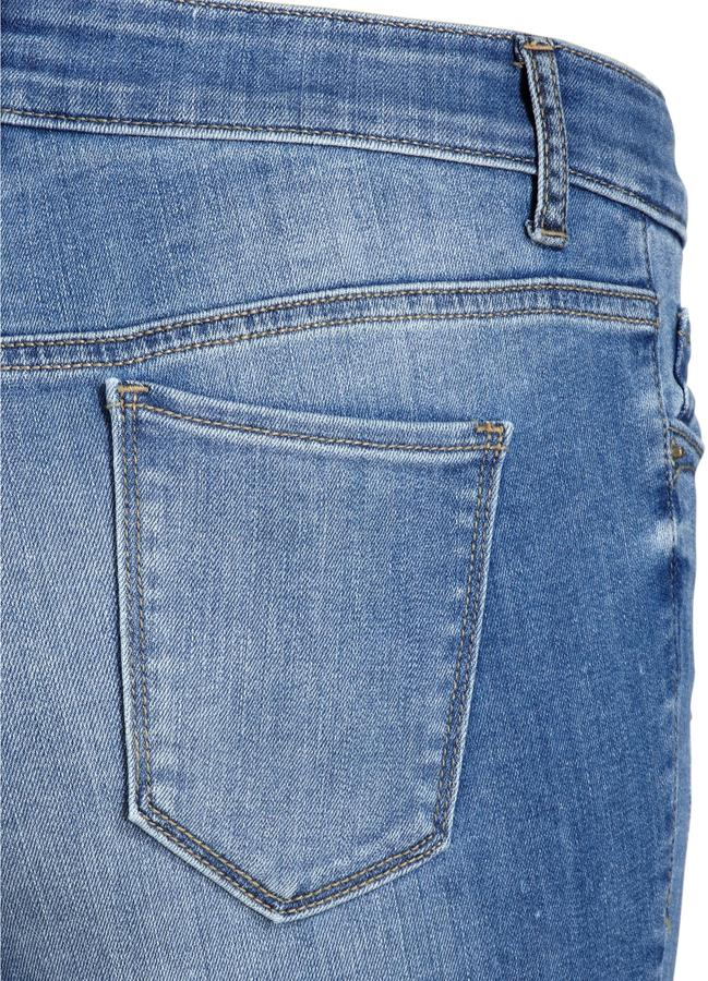 Old Navy Women's Plus The Rockstar Distressed Jeggings